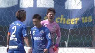 2017年4月2日(日)に行われた明治安田生命J2リーグ 第6節 長崎vs山形...