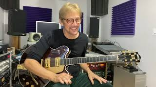 """The Beatles """"I Feel Fine"""" Lesson by Mike Pachelli"""