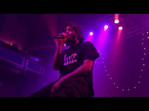 10 - She's Mine, Pt. 2 - J. Cole (Live in Greensboro, NC - 06/18/17)
