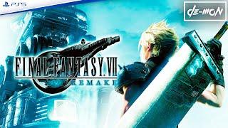 Vídeo Final Fantasy VII Remake