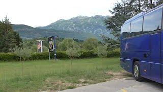 Черногория. Отдых в Черногории Перелет Обзор места проживания на вилле в г. Бечичи.