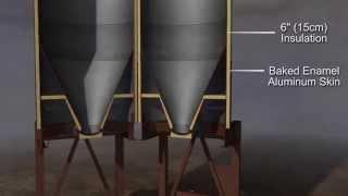 Astec Hot Mix Asphalt Storage Silos: Construction and Operation