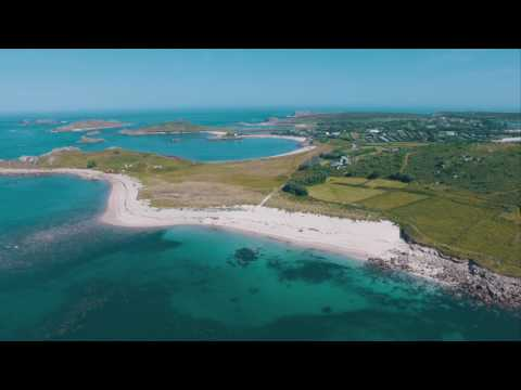 Isles Of Scilly by Air