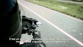 Carrier Harley-Davidson en Louisianne avec Martin Horik d