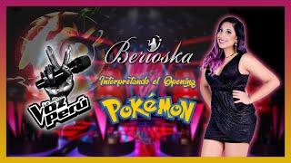 La Voz Perú 2015 - Pokemon: Atrápalos ya - Audiciones a ciegas