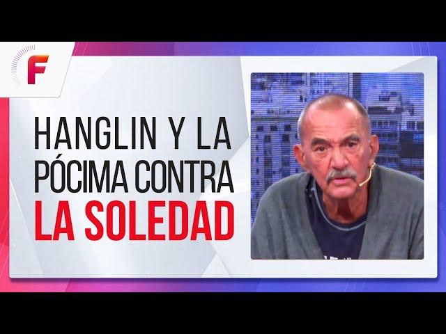 Rolando HANGLIN y un MANUAL contra LA SOLEDAD / FANTINO A LA TARDE