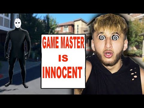 (PROOF) GAME MASTER IS NOT WITH PROJECT ZORGO! | GAME MASTER LEFT ME CLUES EXPOSING