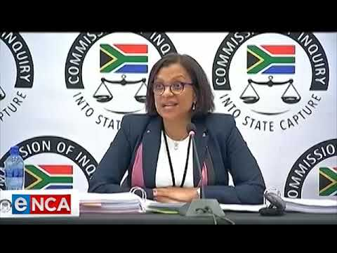 Absa Testifies At State Capture Inquiry