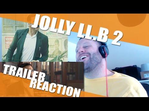 Jolly LL.B 2 Trailer Reaction - Open handed SLAP! - YouTube