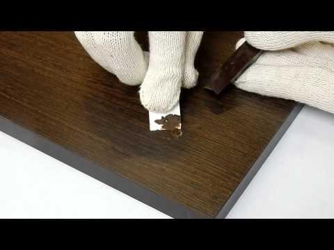 Как использовать восковой карандаш для мебели