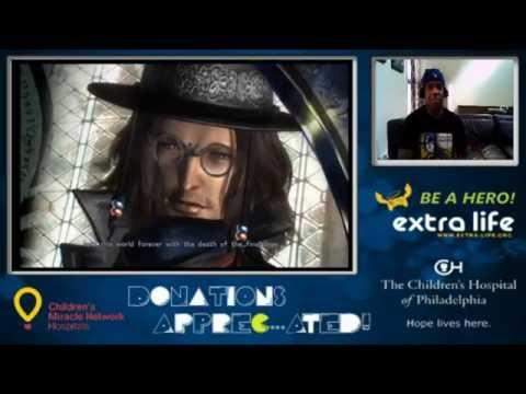 Bayonetta 2 Charity Stream For The Children's Hospital of Philadelphia (Part 8)
