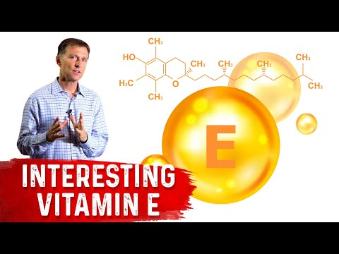What is Vitamin E?