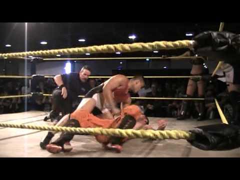 Aaron Henry, Amy St Clere & Jakob Cross vs. Evie, Lil T & TK Cooper | IPW @ Armageddon