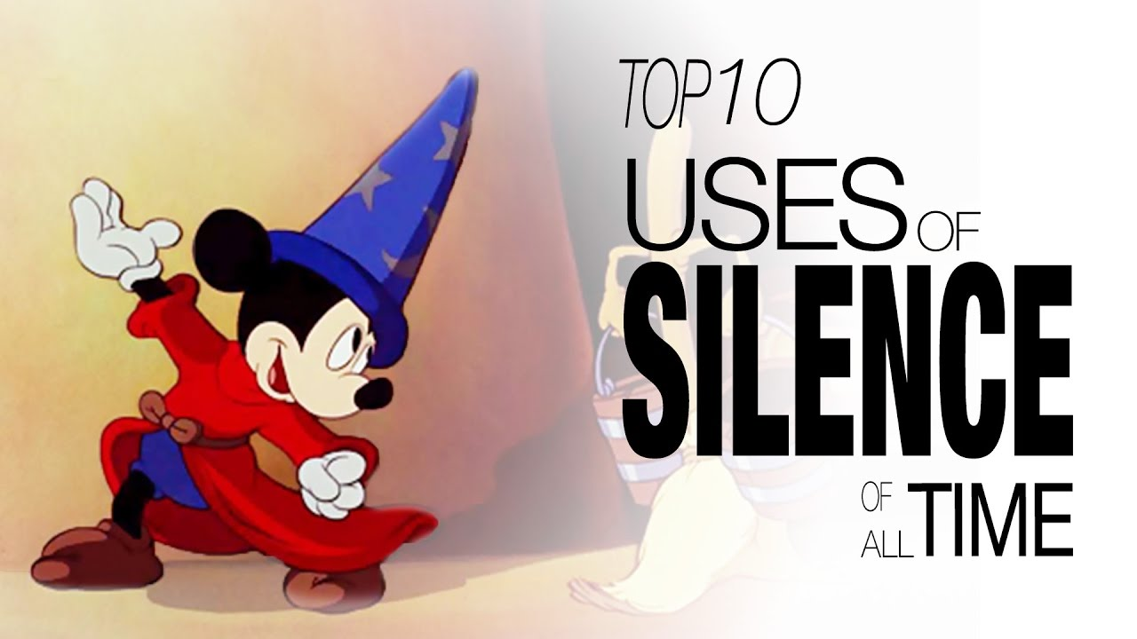 Top 10 Uses of Silence