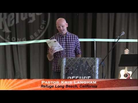 RLB Sunday Kris Langham Romans 8:18-28, 8-17-2014