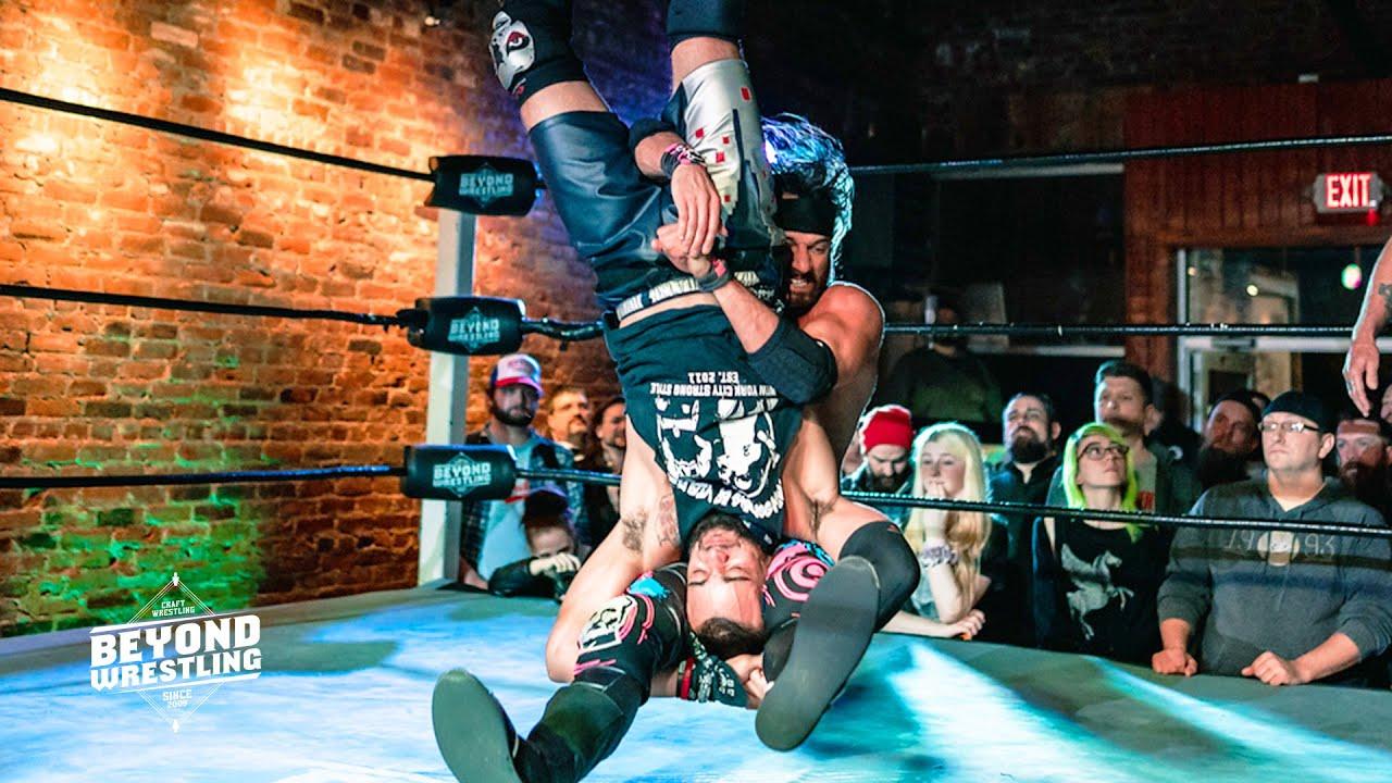 [Free Match] Santana/Ortiz vs. Best Friends (Trent /Chuck Taylor) | Beyond Wrestling (AEW All Elite)
