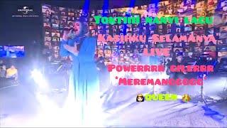 Kasihku Selamanya LIVE version -Dato' Sri Siti Nurhaliza -Konsert Virtual Manfestival Siti Nurhaliza
