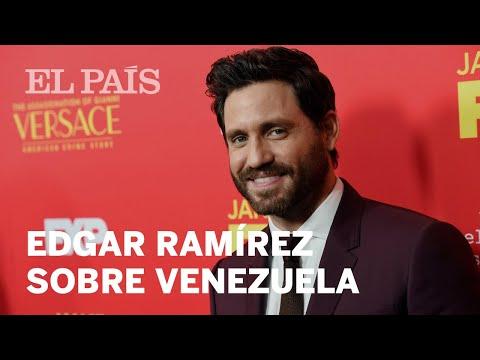 Edgar Ramírez sobre Venezuela  Internacional
