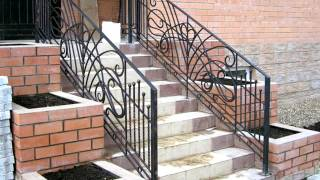 видео Входные лестницы в дом: виды и особенности
