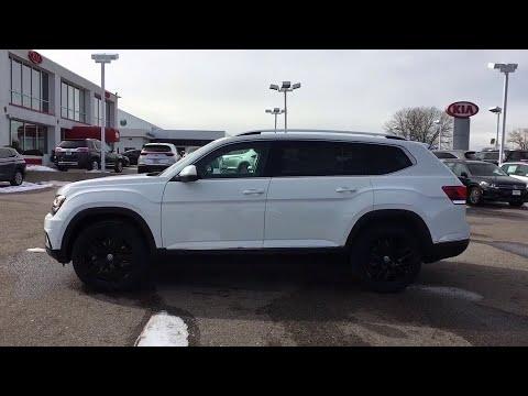 2019 Volkswagen Atlas Denver, Aurora, Lakewood, Littleton, Fort Collins, CO KC510620