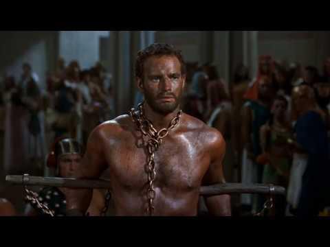 Moses Is Captured- The Ten Commandments 1956