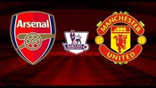 hightlight arsenal manchester united 3 0