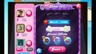 Candy Crush-Level 1511