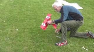 Old Warden May Fly Free Flight 15 05 16