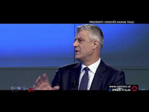 Opinion - Presidentet: Hashim Thaçi! (28 dhjetor 2017)