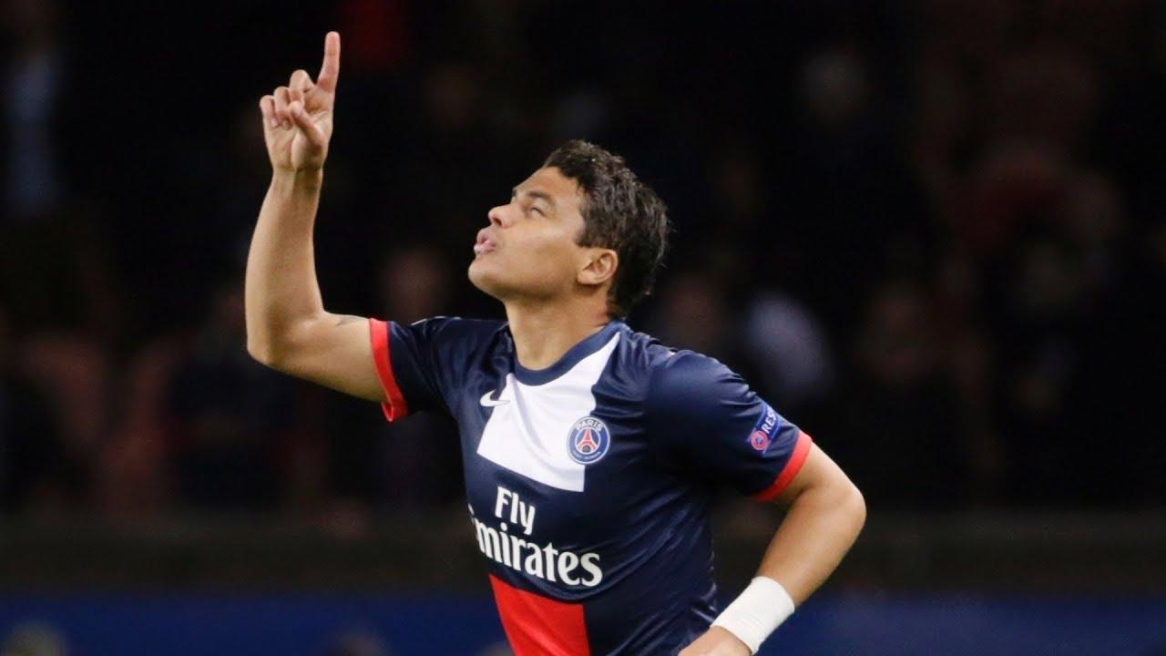 Thiago Silva ◊ The Best Defender ◊ Tackles I Goals I Passes