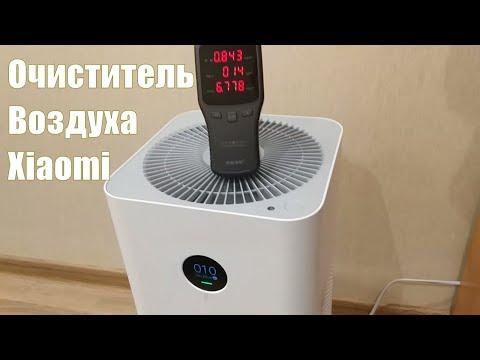 Очиститель воздуха Xiaomi Mi Air Purifier 2S - отзыв