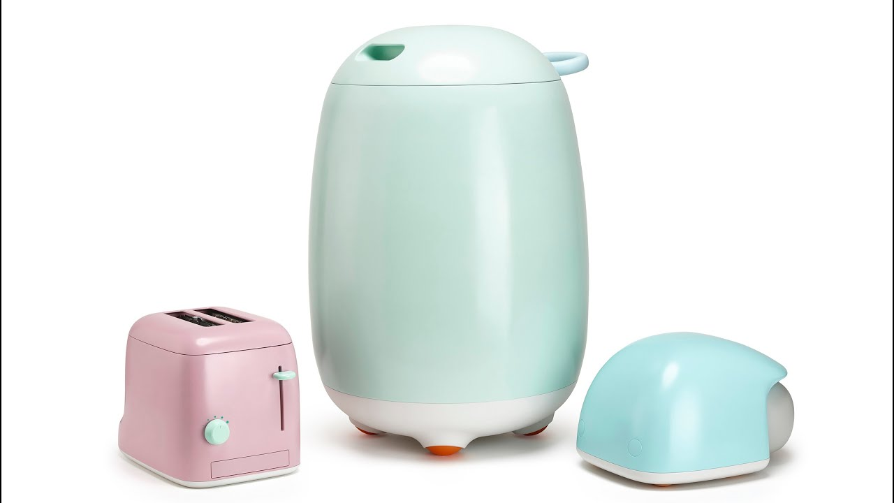 Kawaii Home Appliances Explore The Complicated Nature Of Cuteness