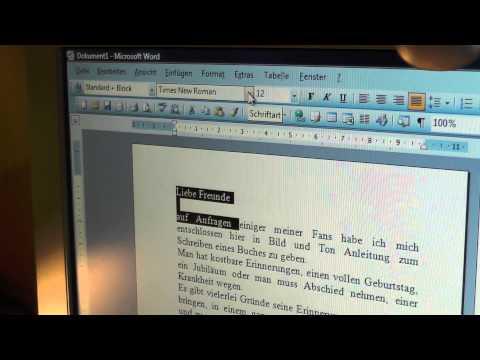 Ein eigenes Buch erstellen from YouTube · Duration:  20 minutes 4 seconds