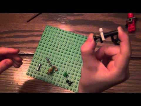 Jackson and his Legos
