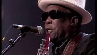 "John Lee Hooker, Eric Clapton and The Rolling Stones: ""Boogie Chillen'"" Live, 1989"