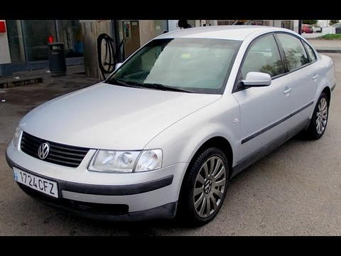 volkswagen passat 1 9 tdi 110cv a o2003 160000kms 2900 youtube. Black Bedroom Furniture Sets. Home Design Ideas