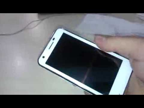 Haier Mobile Screen Test