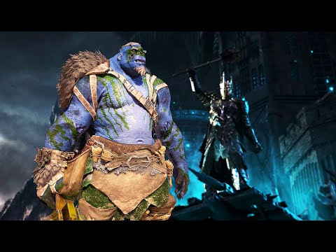SHADOW OF WAR - THE RAREST ORCS IN THE GAME! BEST SAURON FIGHTERS IN MORDOR |