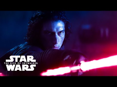 "Star Wars: The Rise of Skywalker | ""Kylo meets Palpatine"" Official Clip"
