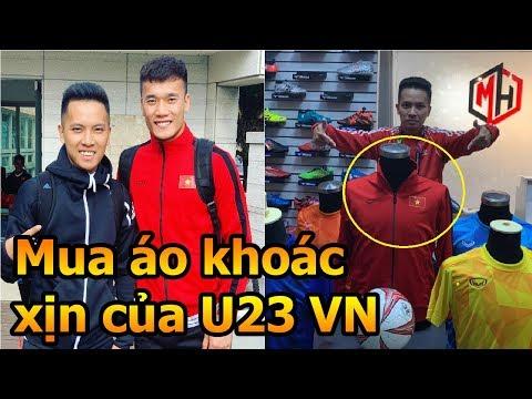 Thử Thách Bóng Đá DKP đi Mua áo Của Bùi Tiến Dũng Công Phượng U23 Việt Nam AFF CUP 2018