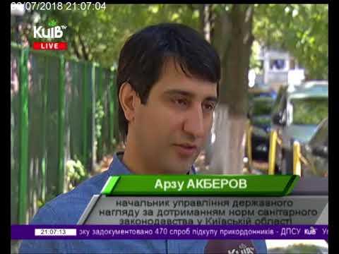 Телеканал Київ: 08.07.18 Столичні телевізійні новини. Тижневик
