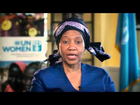 Phumzile Mlambo-Ngcuka, UN Women Executive Director's message for IWD 2016