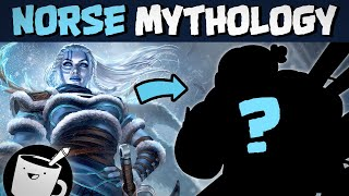 Norse Mythology Drawing Challenge (With Tristan Cooper)