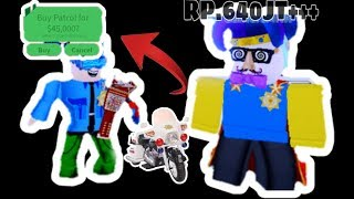 Roblox Indonesia | | BUY A POLICE MOTOR FOR RP. 640 JT + + + | | Jail Break