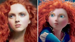 10 Menschen die aussehen wie der Zwilling eines Disney Charakters!