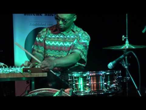 Deantoni Parks Live Boston 11-15-16 The Middle East