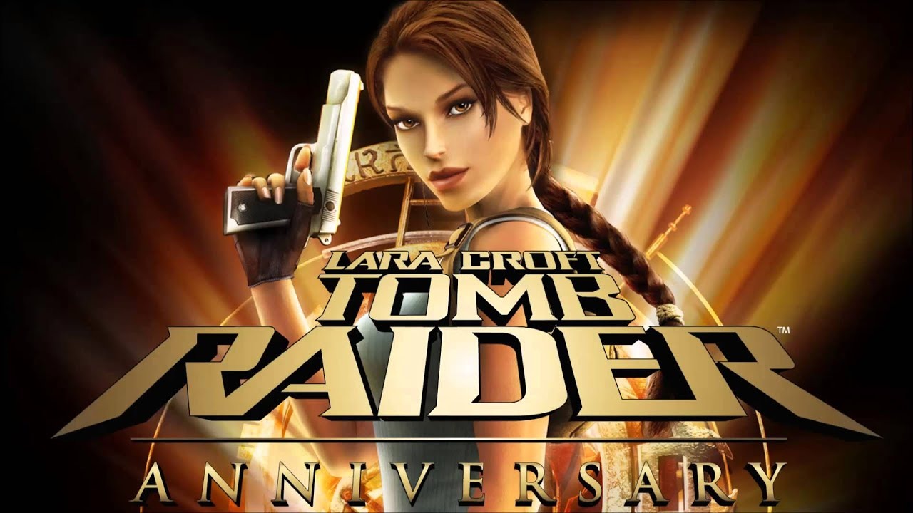 Tomb Raider Anniversary Logo Incl Main Theme