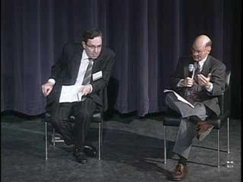 Saarinen-Hodgson Discussion Panel