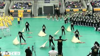 """Full Event - NCAT vs Norfolk """"Band Brawl"""" BOTB 2019"""