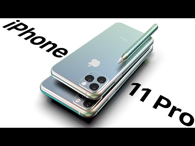 iPhone 11 Pro & Triple Lens iPads! Exclusive Leaks!